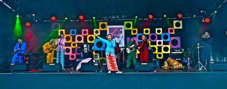 Lantun Orchestra - Java Jazz 2015